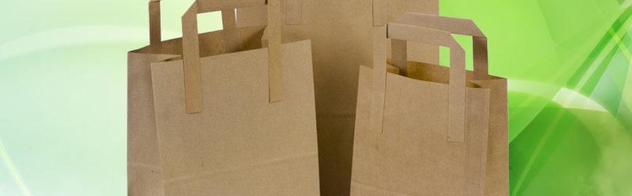 Papírtermékek papírtáskák