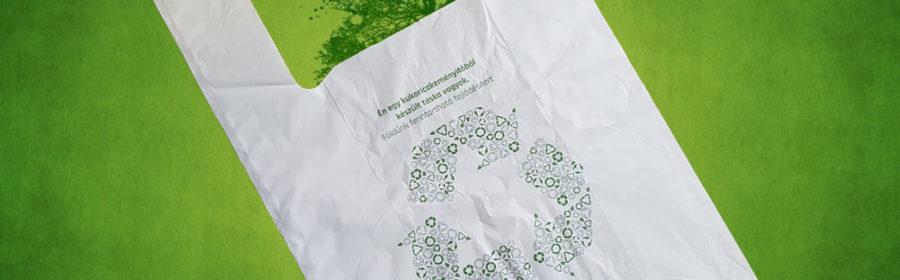 Környezetbarát táska